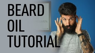 Download How to Apply Beard Oil like a Pro | Carlos Costa Video