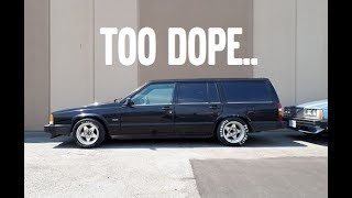 Download HOW TO MAKE A VOLVO WAGON LOOK F@#KING GANGSTER! Video