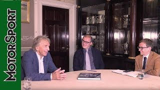 Download Royal Automobile Club Talk Show in association with Motor Sport: Derek Bell Video