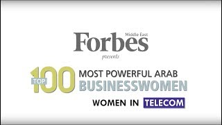 Download The Most Powerful Arab Women In Telecommunications Video