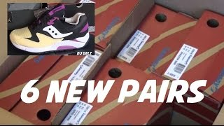 Download Unboxing Saucony Originals Spring 2016 Shoes With Dj Delz Video