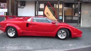 Download エンジン始動V12  ランボルギーニ カウンタック LP5000 アニバーサリー 3) Video