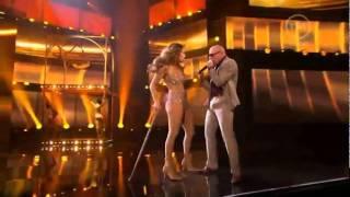 Download Jennifer Lopez (feat Pitbull) 2011 American Music Awards Video