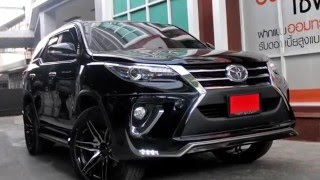 Download All New 2016 Toyota Fortuner Family SUV Video