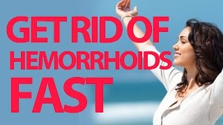 Download Hemorrhoids: How to Get Rid of Hemorrhoids Fast Video