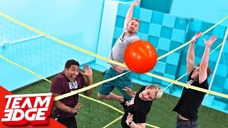 Download Four Square Volleyball Challenge!! Video