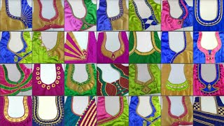Download 25 Beautiful and simple blouse designs collection 2018 || Madhus Fashion Video