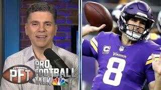 Download Offseason examination: Spotlight on Cousins   Pro Football Talk   NBC Sports Video
