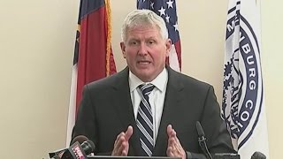 Download News Conference on Officer Involved Shooting of Keith Lamont Scott. Nov. 30, 2016. Video