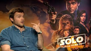 Download Alden Ehrenreich teaches us how to speak Wookie | Solo: A Star Wars Story Video