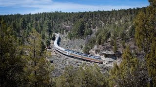 Download Welcome to the Grand Canyon Railway Video