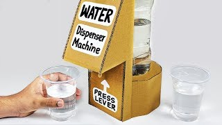 Download How to make water dispenser at home Video