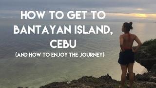 Download How to get to Bantayan Island, North Cebu Video