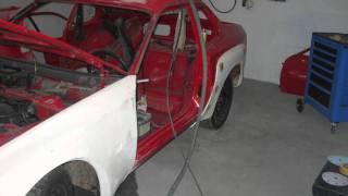 Download Porsche 924 Umbau auf Carrera 1. TEIL Video