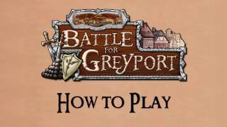 Download The Red Dragon Inn: Battle for Greyport - How to Play (Rules version 1.1) Video