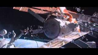 Download ″I hate space!″ - intense scene from Cuaron's ″Gravity″. Video