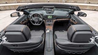 Download 2020 Mercedes SL-Class Grand Edition Debuts Video
