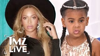 Download Beyonce The Fight Over Blue Ivy | TMZ Live Video