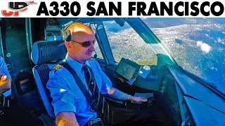 Download Great Cockpit Approach into San Francisco! Video
