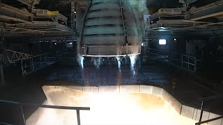 Download NASA Conducts First RS-25 Rocket Engine Test of 2018 Video