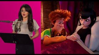 Download Hotel Transylvania 2 Behind-The-Scenes Film Matchups - Selena Gomez, Andy Samberg, Kevin James Video