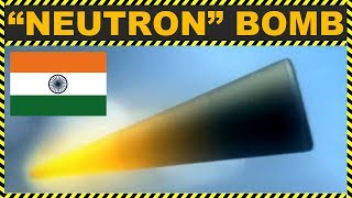 Download 🔴 EXCLUSIVE: INDIA Has NEUTRON BOMBS! (MUST WATCH) MORE POWERFUL THAN ATOMIC BOMB AND HYDROGEN BOMB Video