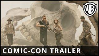 Download Kong: Skull Island - Comic-Con Trailer - Official Warner Bros. UK Video