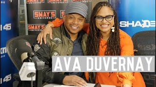 Download Ava DuVernay Talks 'A Wrinkle In Time', Working with Oprah and Recognition for Black Directors Video