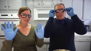 Download Beginners Soap Tutorial- Making Soap With My Father In Law Video