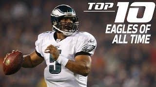 Download Top 10 Philadelphia Eagles of All-Time | NFL Films Video