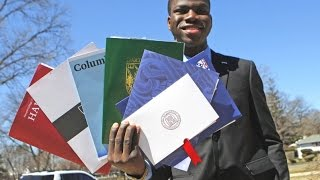 Download Student accepted into every single Ivy League University Video