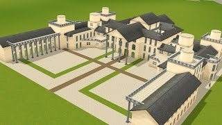 Download The Sims 3 - Building the Blenheim Palace Video