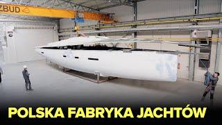 Download Polska fabryka jachtów - Fabryki w Polsce Video