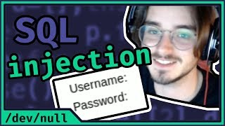 Download LET'S HACK SQL INJECTION | IT Security /w Zanidd Video
