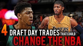 Download 4 NBA Draft Day Trades That COULD CHANGE THE NBA Video