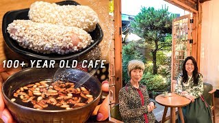 Download 100+ YEARS OLD Traditional Korean Teahouse Video