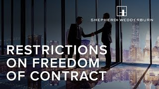 Download Good faith, implied terms, and penalties - restrictions on freedom of contract Video