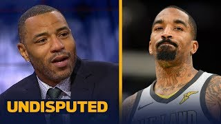 Download Kenyon Martin on the Cavs' Chaos: JR Smith's suspension and Jordan Clarkson's ejection | UNDISPUTED Video
