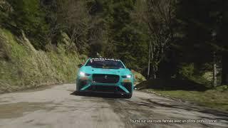 Download Jaguar I-PACE | Retour au col de Turini Video