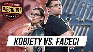 Download 🏆 PIĘCIOBÓJ - KOBIETY vs. FACECI (feat. Sprytne Babki) Video