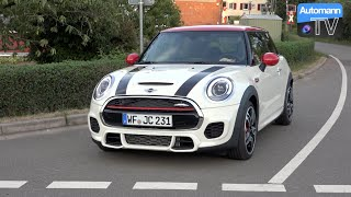 Download 2016 MINI F56 JCW (231hp) - DRIVE & SOUND (60FPS) Video