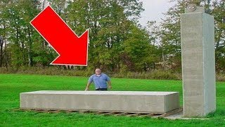 Download AMAZING VIDEO: Man Lifts 20 Ton Block By Hand Video