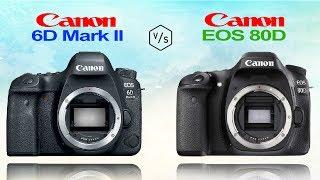 Download Canon 6D Mark II vs Canon 80D Video