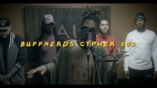 Download BuffNerds Cypher - Flyght, J. Rob The Chief, Sincerely Collins, Seven Trill, Stevie Hardy Video