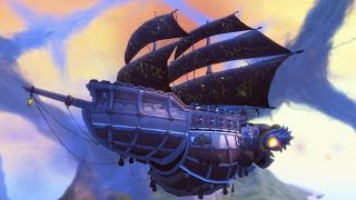 Download Cloud Pirates: 5 Minutes of Beta Gameplay in 1080p 60fps Video