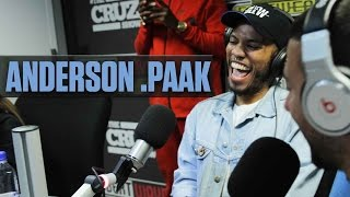 Download Anderson Paak On Writing On The Spot For Dr. Dre + Gives Exclusive Unreleased Verse Video