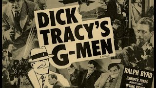 Download 1939 Dick Tracy's G-Men (Movie Edit) Video