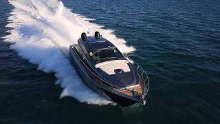 Download Luxury Yacht - Pershing Yacht 62 - 2016 Video