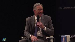 Download HOWARD SCHULTZ, FORMER CEO OF STARBUCKS Video