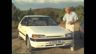 Download Old Top Gear 1989 - Mazda 323 Video